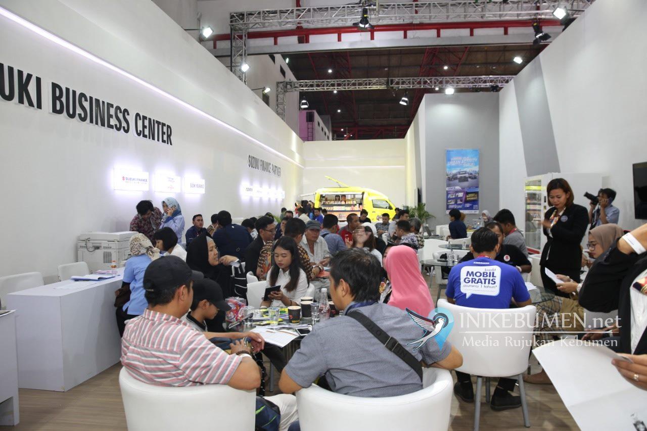 Suzuki Berikan Berbagai Program Cicilan Menarik di IIMS 2019