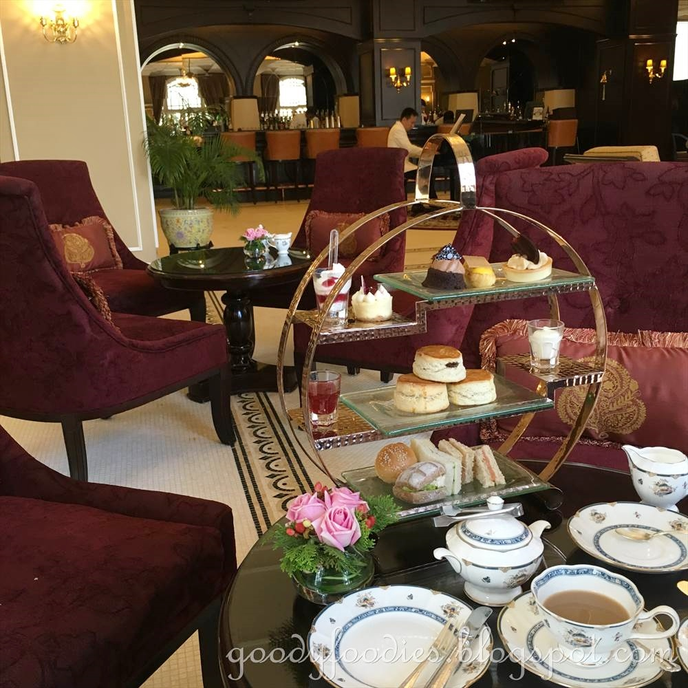 Goodyfoodies Afternoon Tea The Tea Lounge The Majestic Kl