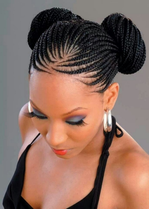 Latest Ghana Weaving Hairstyles 2019 That Will Make You Stand You Out