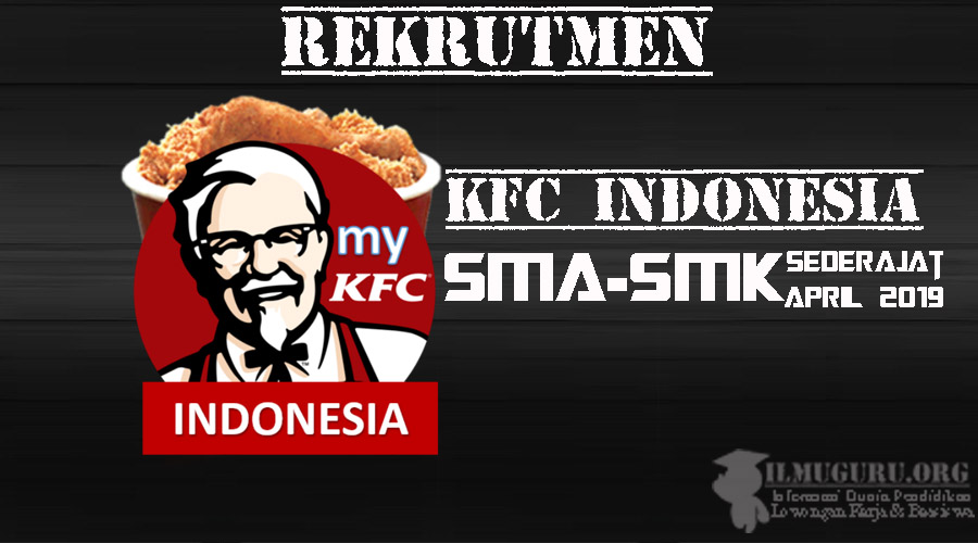 Loker KFC Indonesia
