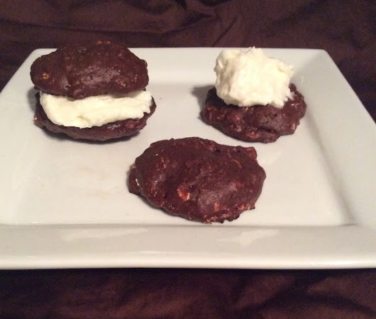 "Black Forest Protein ""Cookies"""