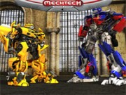 Transformers Games: Mechtech Weapons Challenge