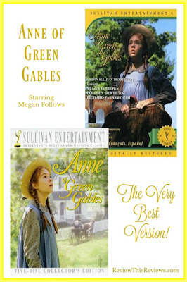 Anne of Green Gables with Megan Follows Reviewed