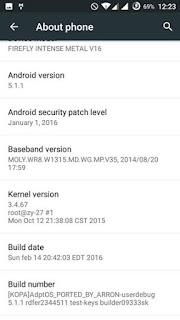 ADPT OS V2 Screenshots