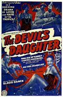 Póster película La hija del diablo