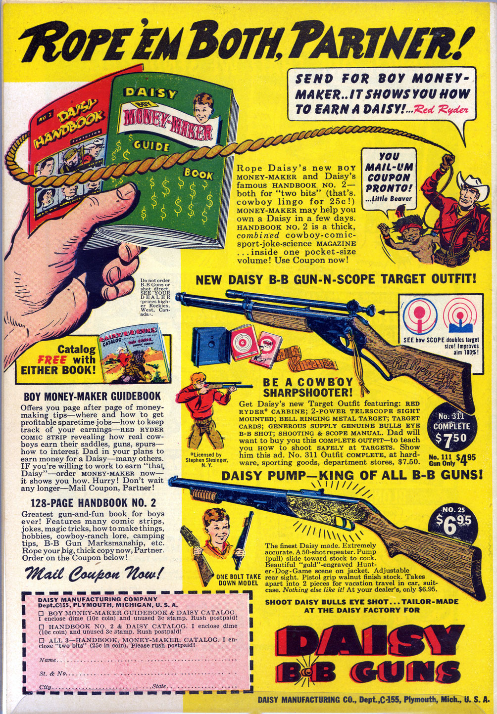 Read online Detective Comics (1937) comic -  Issue #163 - 50