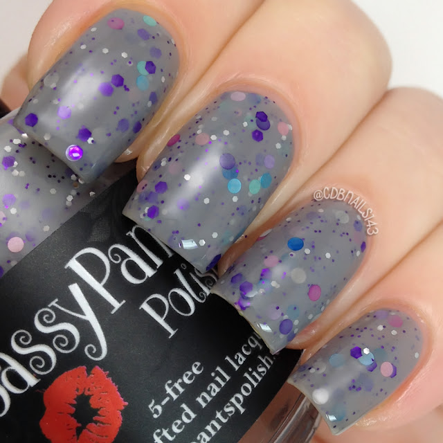 Sassy Pants Polish-Mountain Stream Daydream