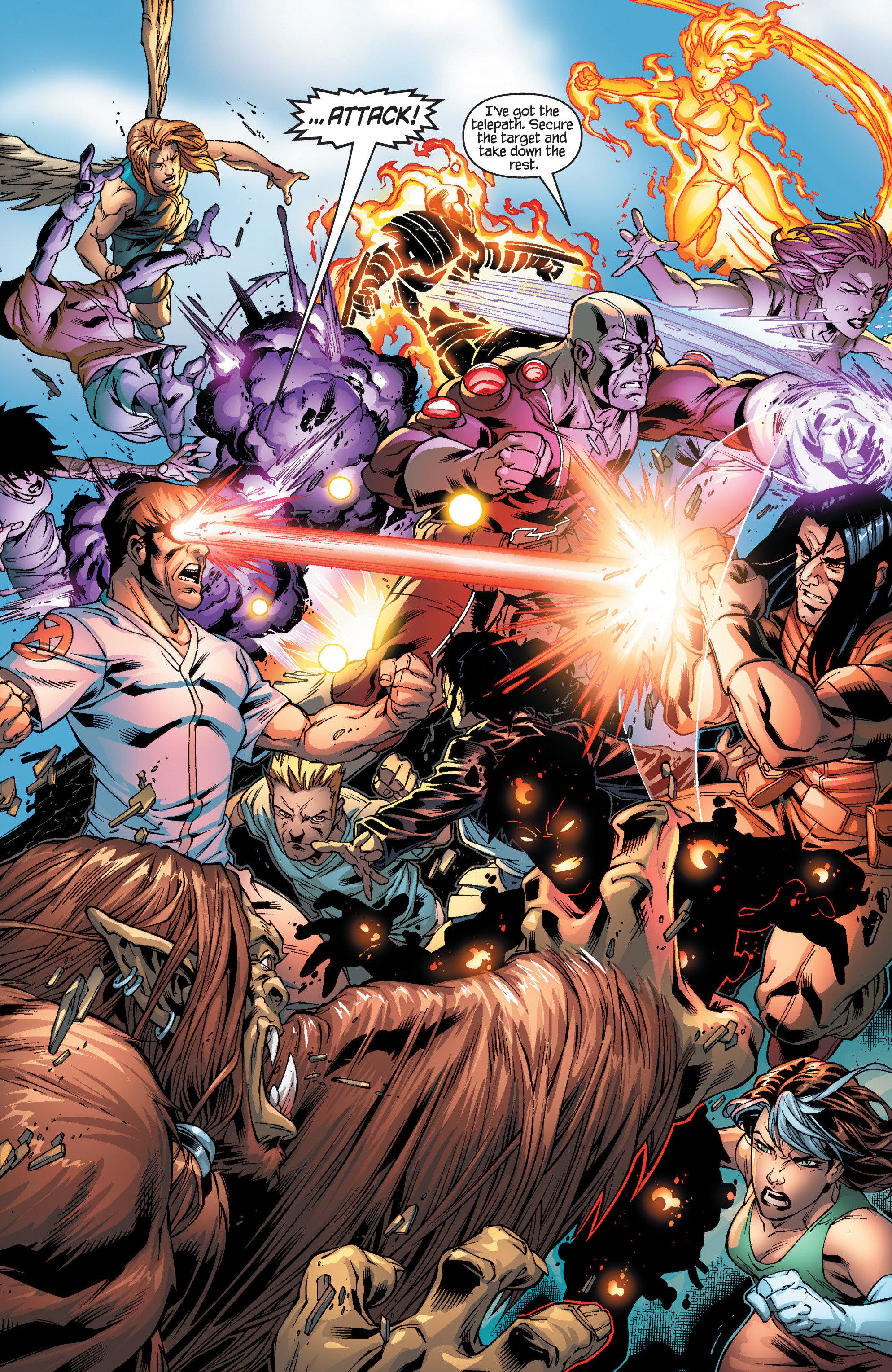 Read online Ultimate X-Men comic -  Issue #94 - 9