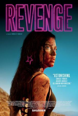 Revenge (HD 720p, HD 1080p y Español- Inglés, 2017) poster box code