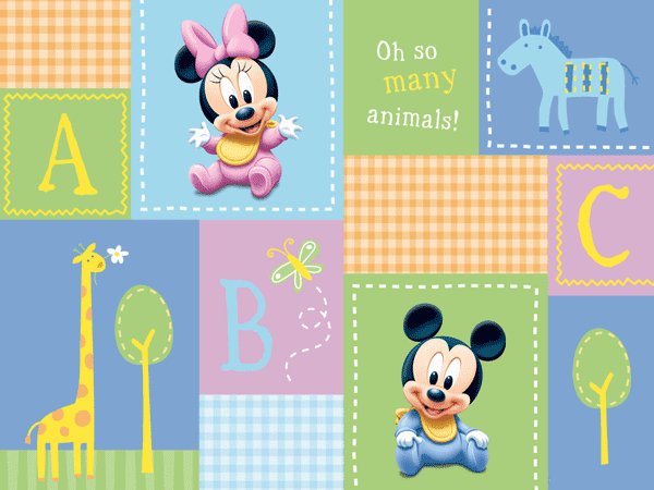 Dibujos De Bebes Disney Para Imprimir: Imagenes Y Dibujos Para Imprimir