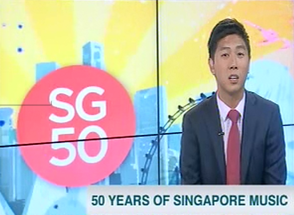 Channel News Asia: 50 Years of Singapore Music