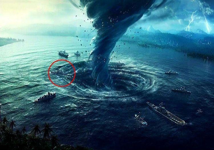 Bermuda Şeytan Üçgeni pek çok uçak ve gemi kazasının meydana geldiği yer olarak bilinir.