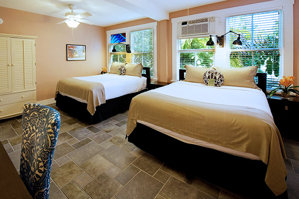 A quintessential Old Town Key West, FL guesthouse, The Eden House gives you all the comforts you expect on your island vacation with none of the attitude.