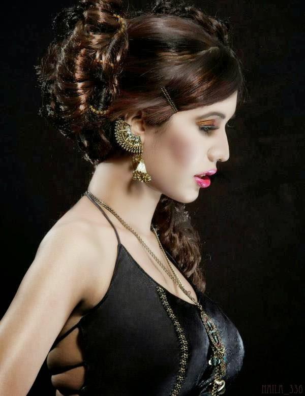 Bangali Model Naila Nayem Sexy Pictures #Naila
