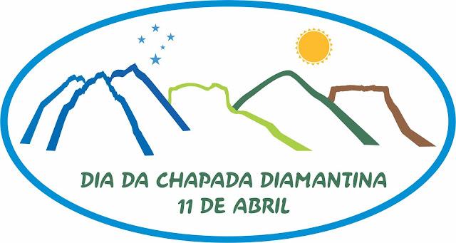Logo para dar identidade ao Dia da Chapada Diamantina. (Foto: Reprodução)