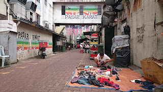 Pasar Karat - 10 Things to Do in Kuala Lumpur