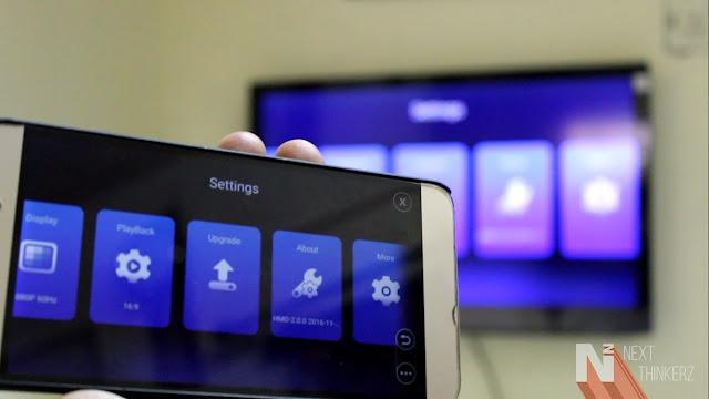 HiMedia Q10 Pro android app