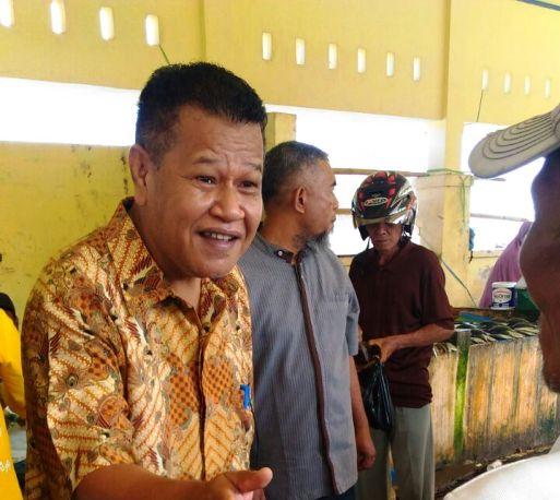 DKP Selayar, Uji,  Ikan Berformalin Di 2 Pasar