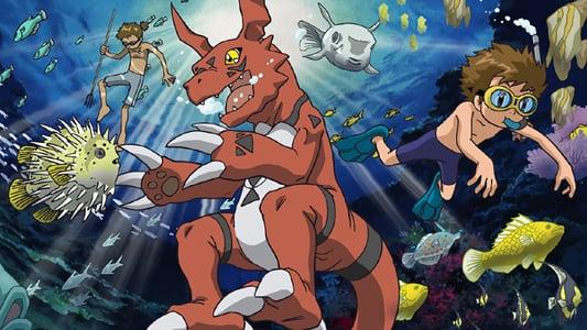 Digimon Tamers: La batalla de los aventureros (1/1) (326MB) (HDL) (Latino) (Mega)