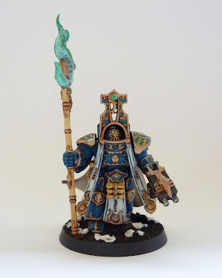 Thousand Sons Scarab Occult Terminator Sorcerer