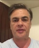 """Cássio esclarece estado de saúde em vídeo: """"Não tive AVC"""""""