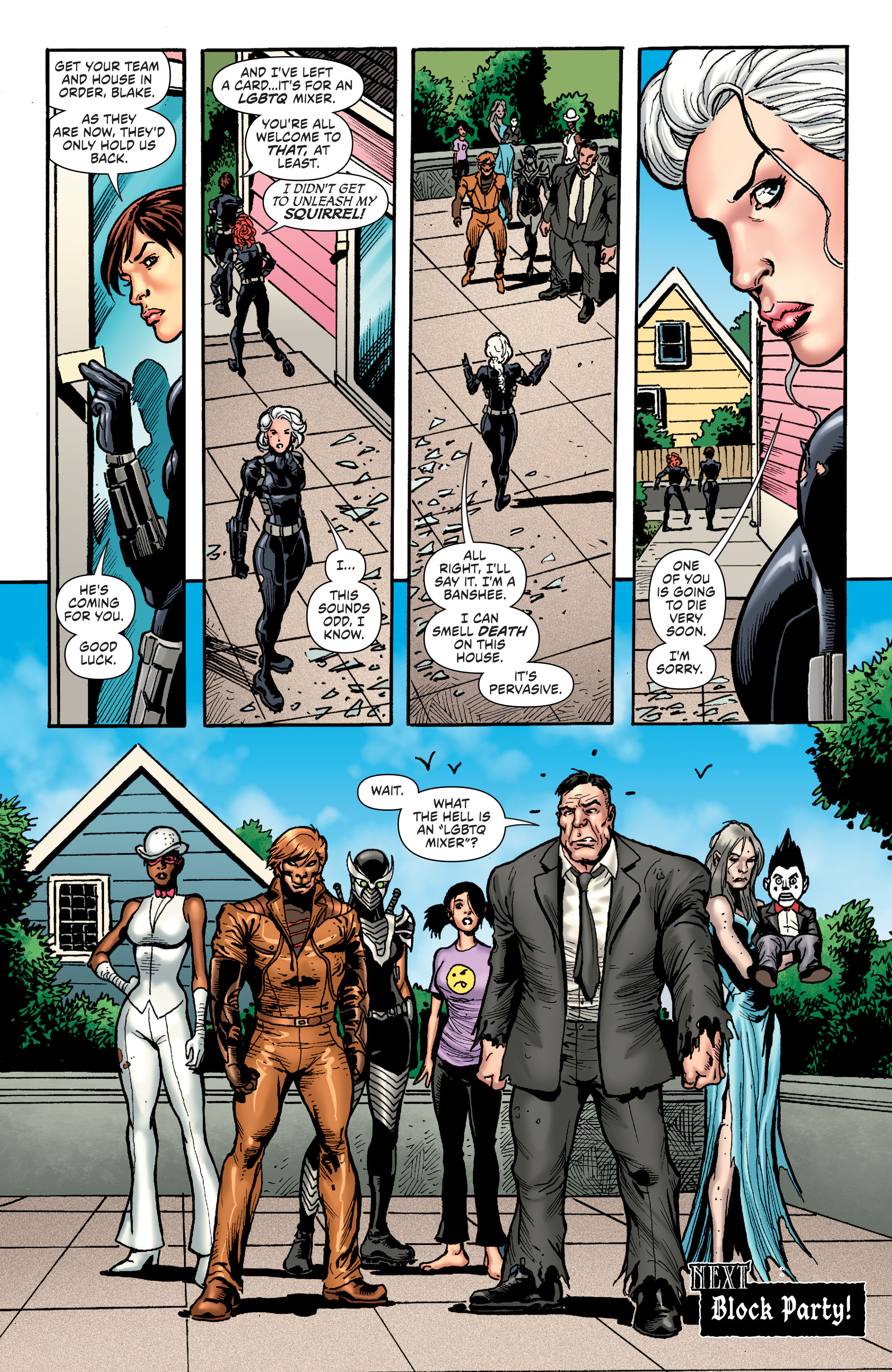 Read online Secret Six (2015) comic -  Issue #4 - 23
