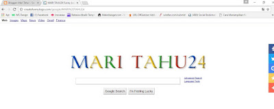 Ini Dia Cara Mengubah Logo Google Sesuai Keinginan Kita