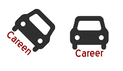 Careen vs Career, Learn with mind trick.