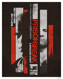 Prison Break Season 5 Poster 2