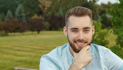 Como pintar sua barba de forma simples e eficiente