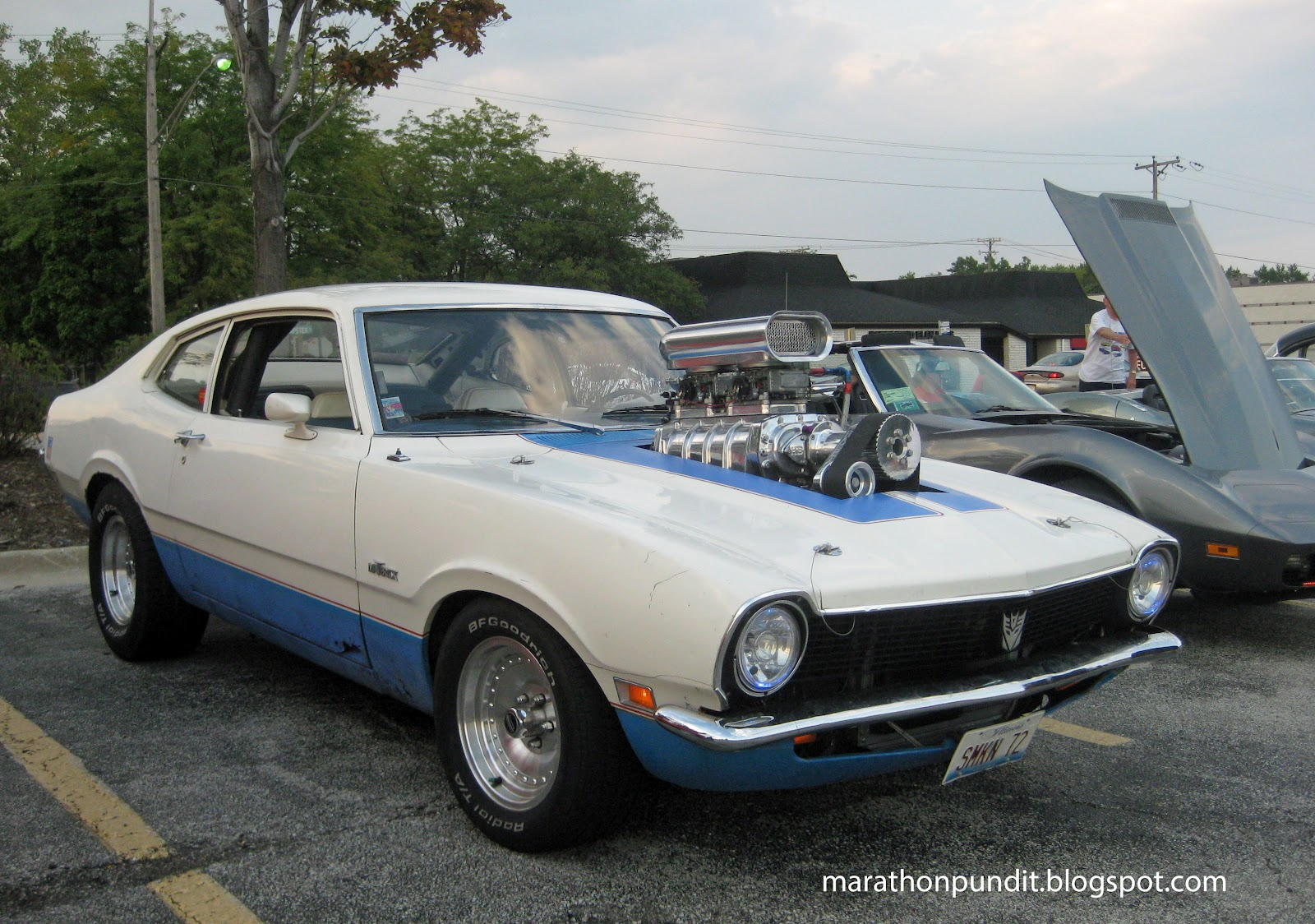 Marathon Pundit Photos Morton Grove Classic Car Show 8