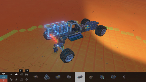 The Video Game Show: Vehicle building game Trailmakers now