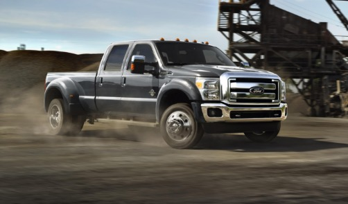 2016 Ford F 450 Towing Capacity