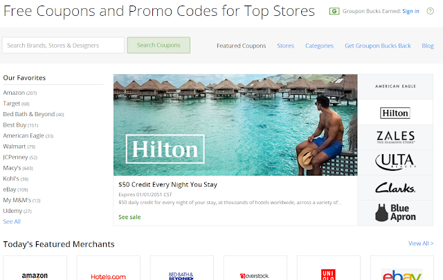 Groupon-coupons-most-popular-gifts