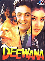Deewana 1992 Hindi 720p DVDRip Full Movie Download
