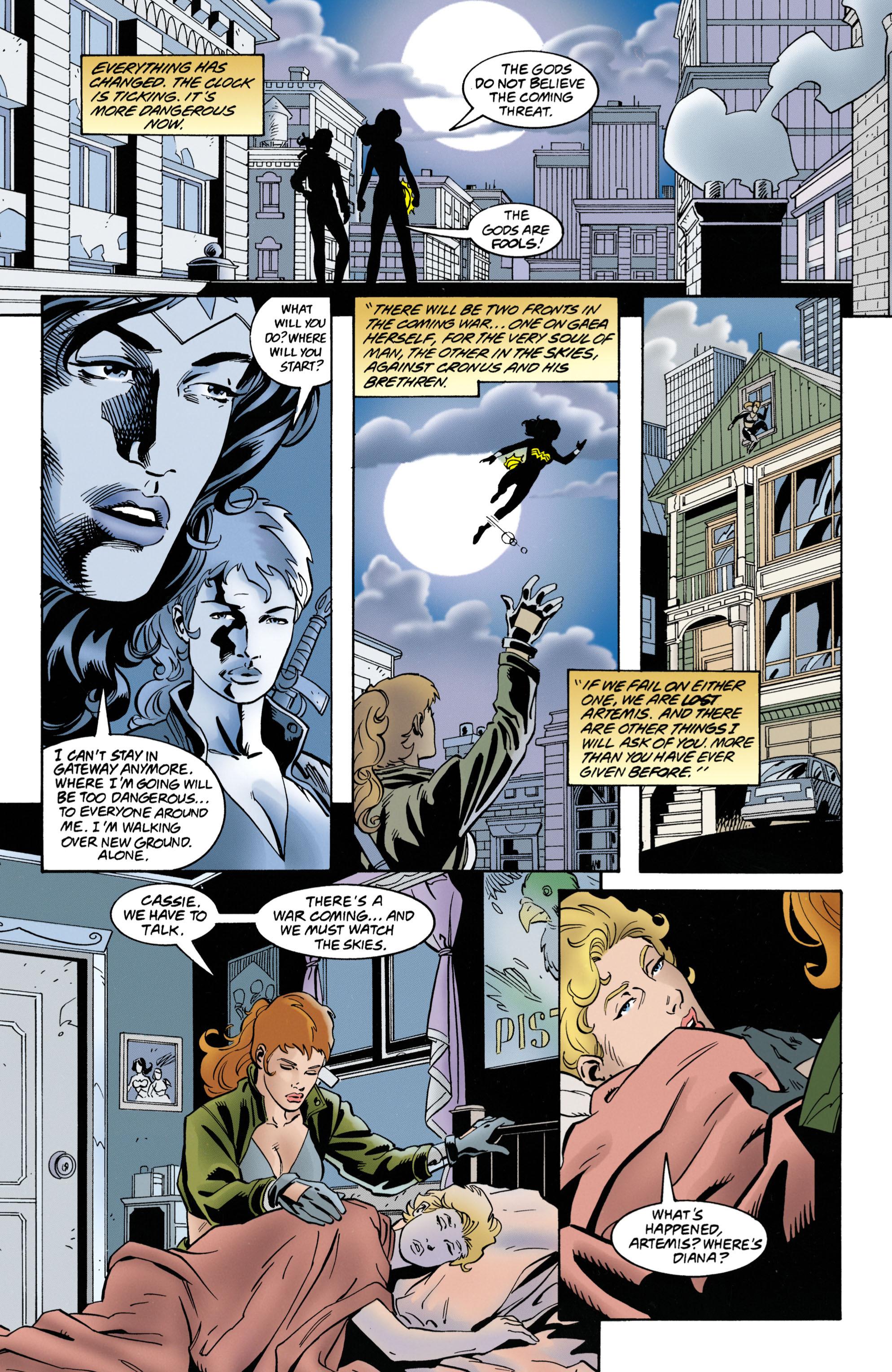 Read online Wonder Woman (1987) comic -  Issue #139 - 22