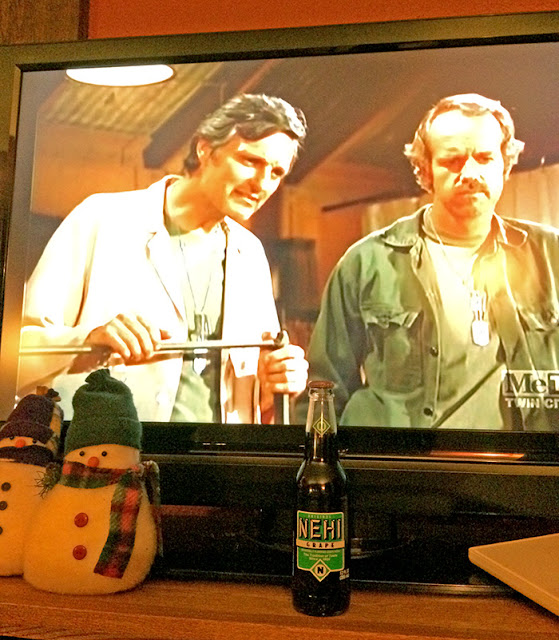 Nehi Grape and M*A*S*H
