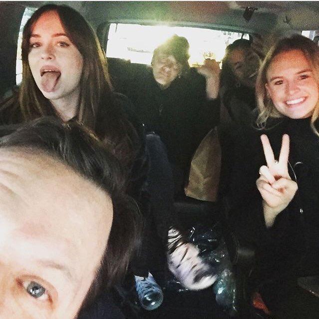 Fifty Shades Updates: PHOTO: New Instagram Photo of Dakota ...