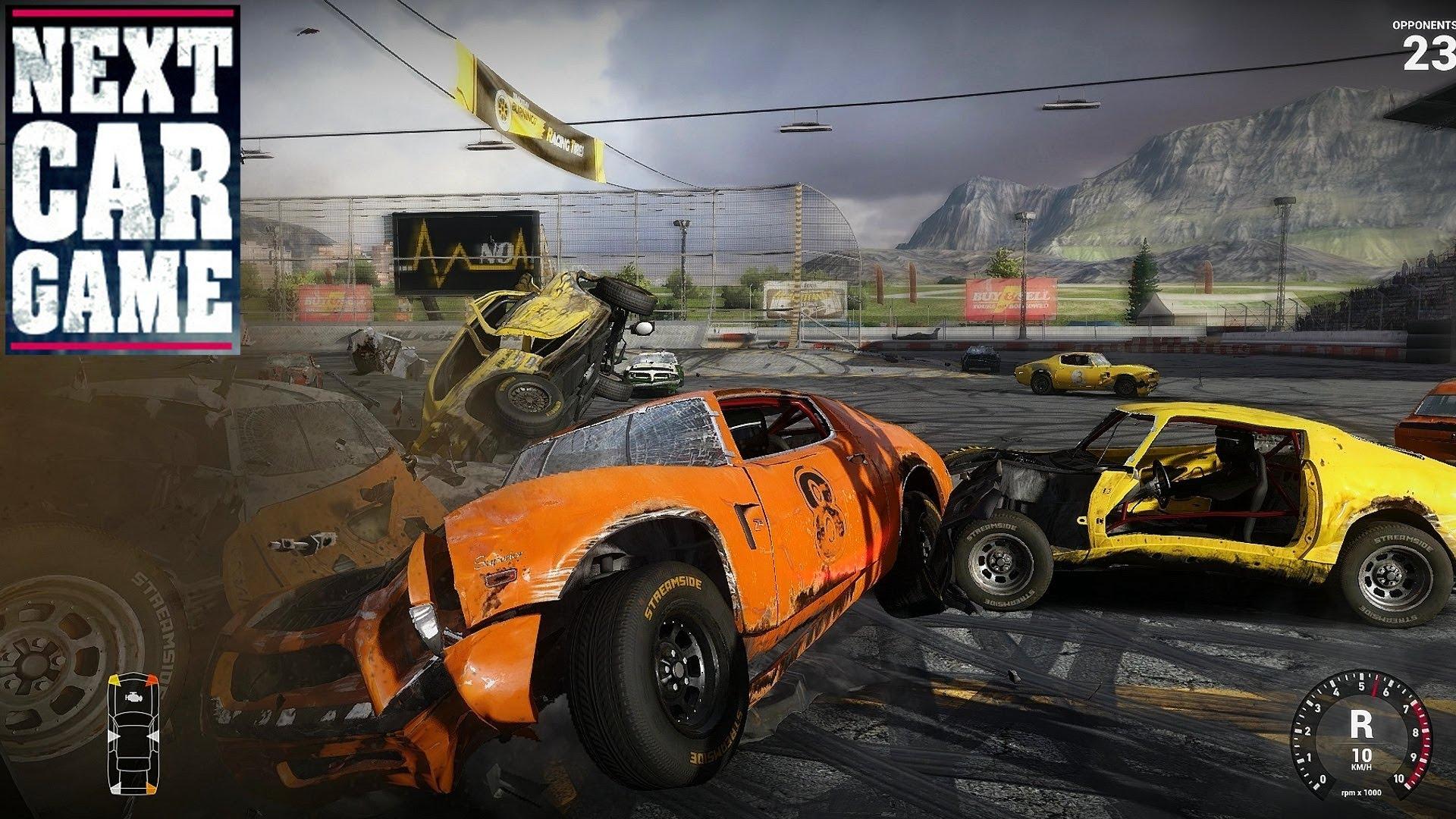 Smash Car Games Free Download