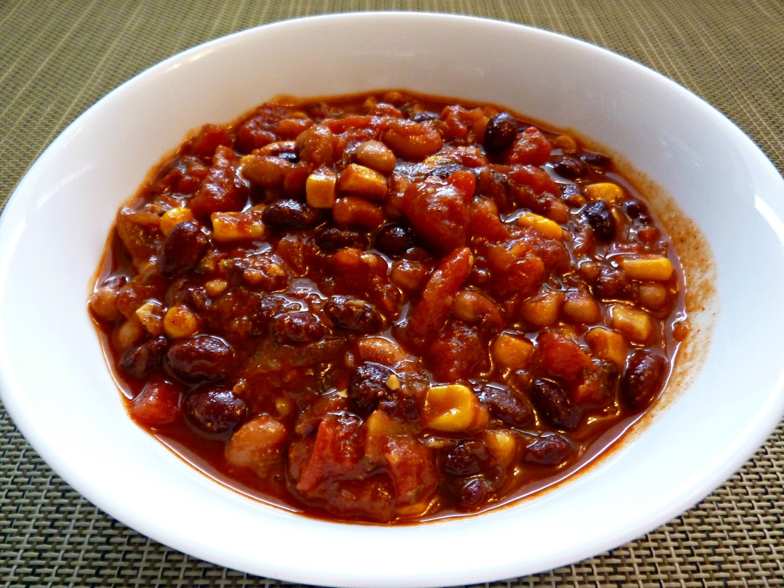 Cooks Kitchen Best Vegetarian Chili Recipe