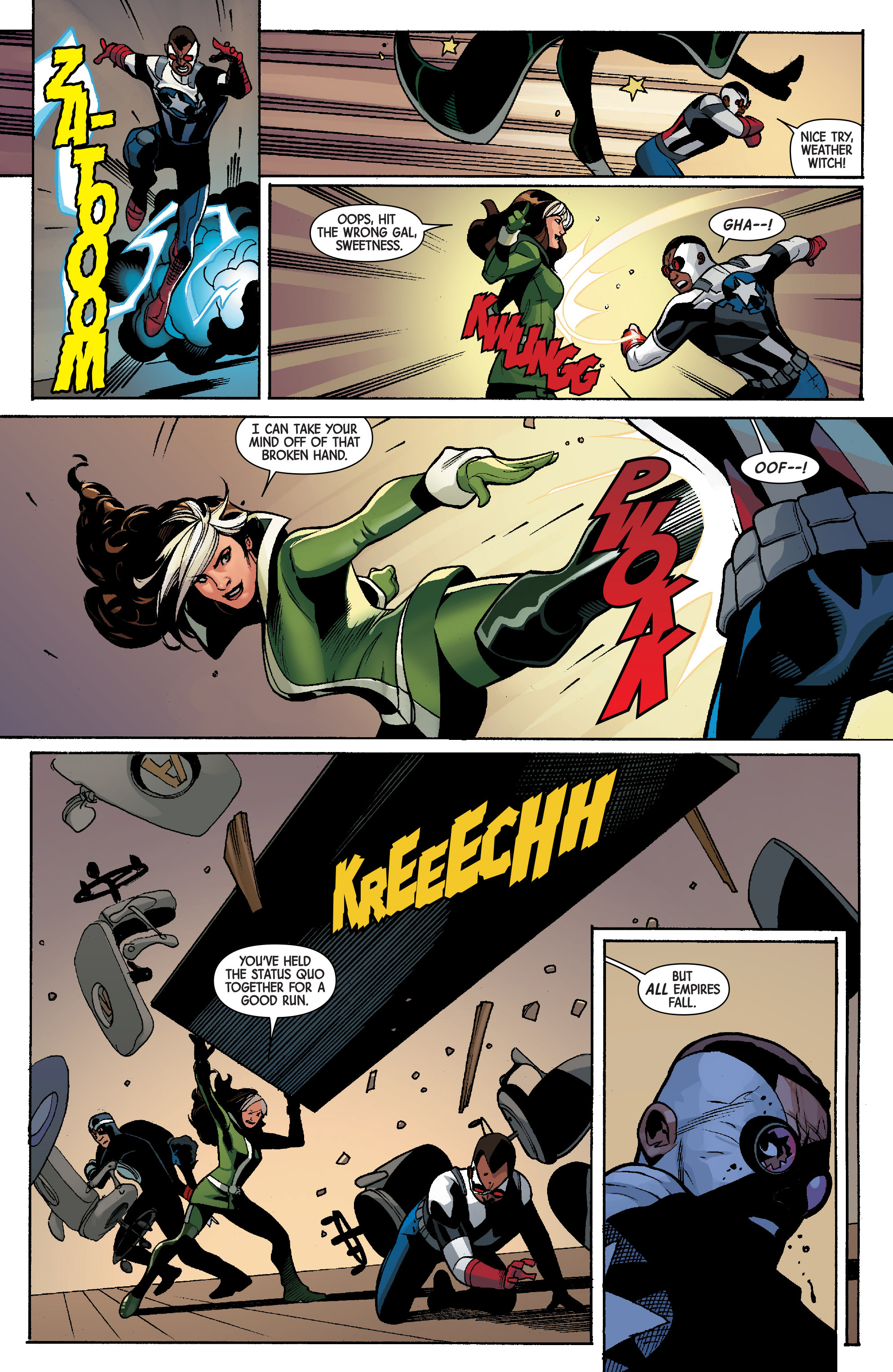 Read online Avengers & X-Men: AXIS comic -  Issue #5 - 20