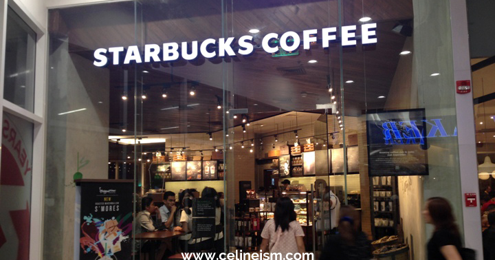 There's Now a Starbucks at SM City San Mateo!