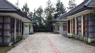 Villa dijual di Bandung Lembang