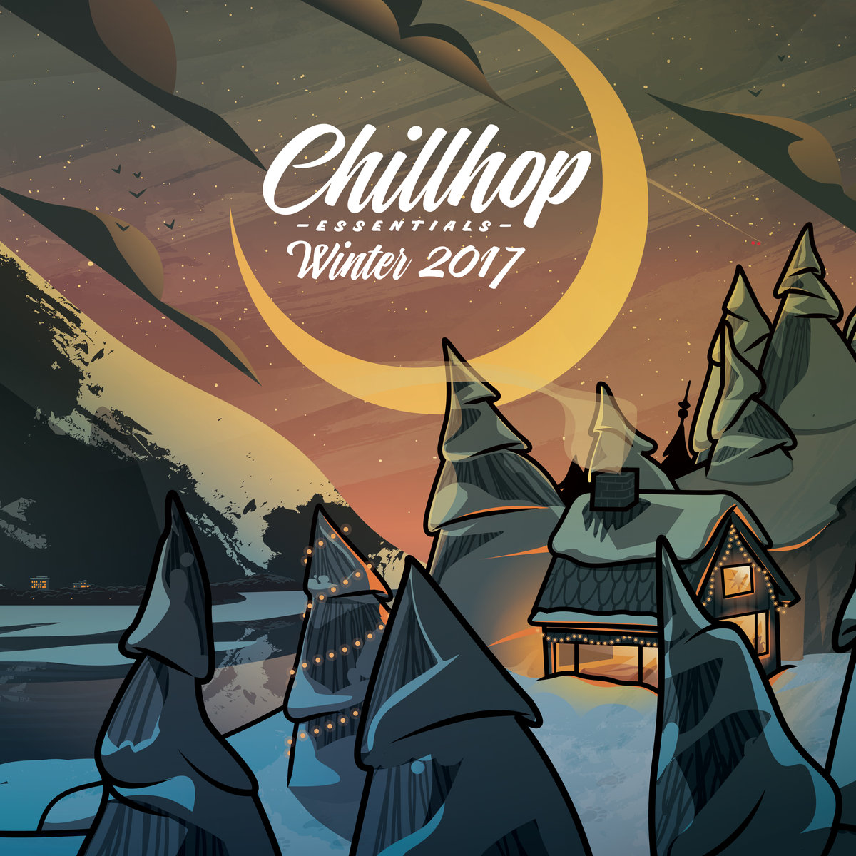 Chillhop Essentials - Winter 2017 | Der relaxte Soundtrack für diesen Winter