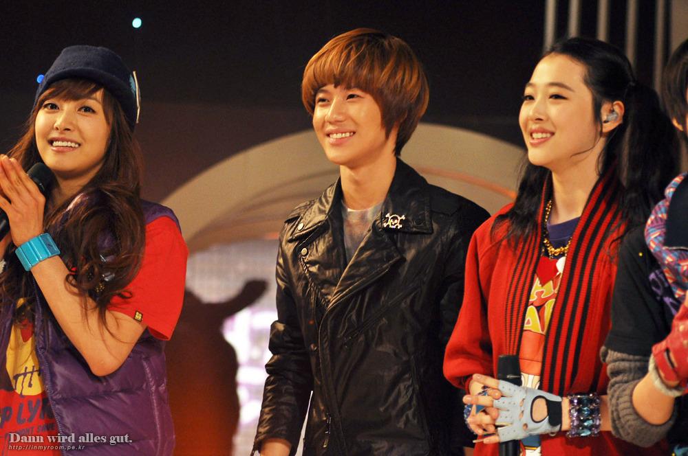 Love SHINee: Taemin & Sulli f(x) moment