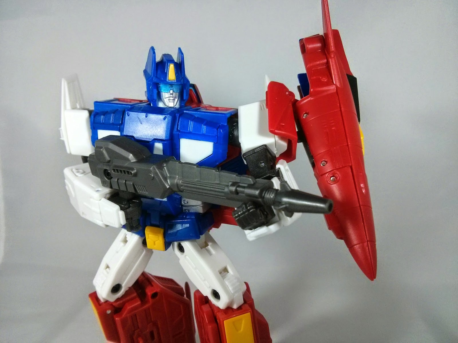Transformers MP-24 Masterpiece Star Saber gun