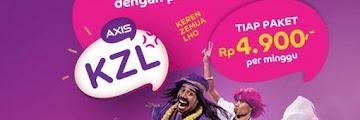 Kumpulan Bug Axis KZL 2019