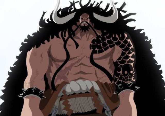 One Piece: The origins of the power of the tetrapod Kaido ...