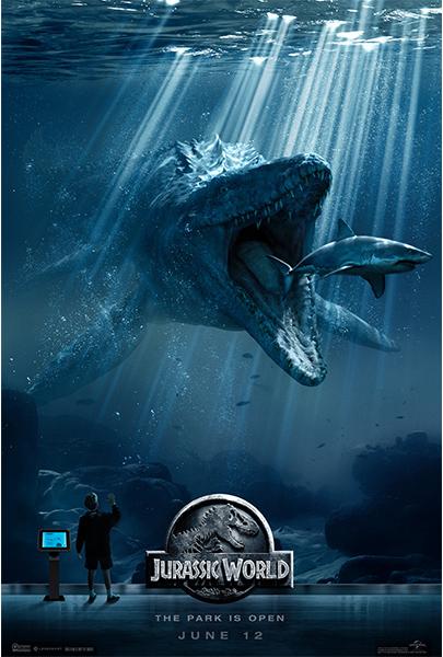 Jurassic World: Mundo Jurásico (2015)