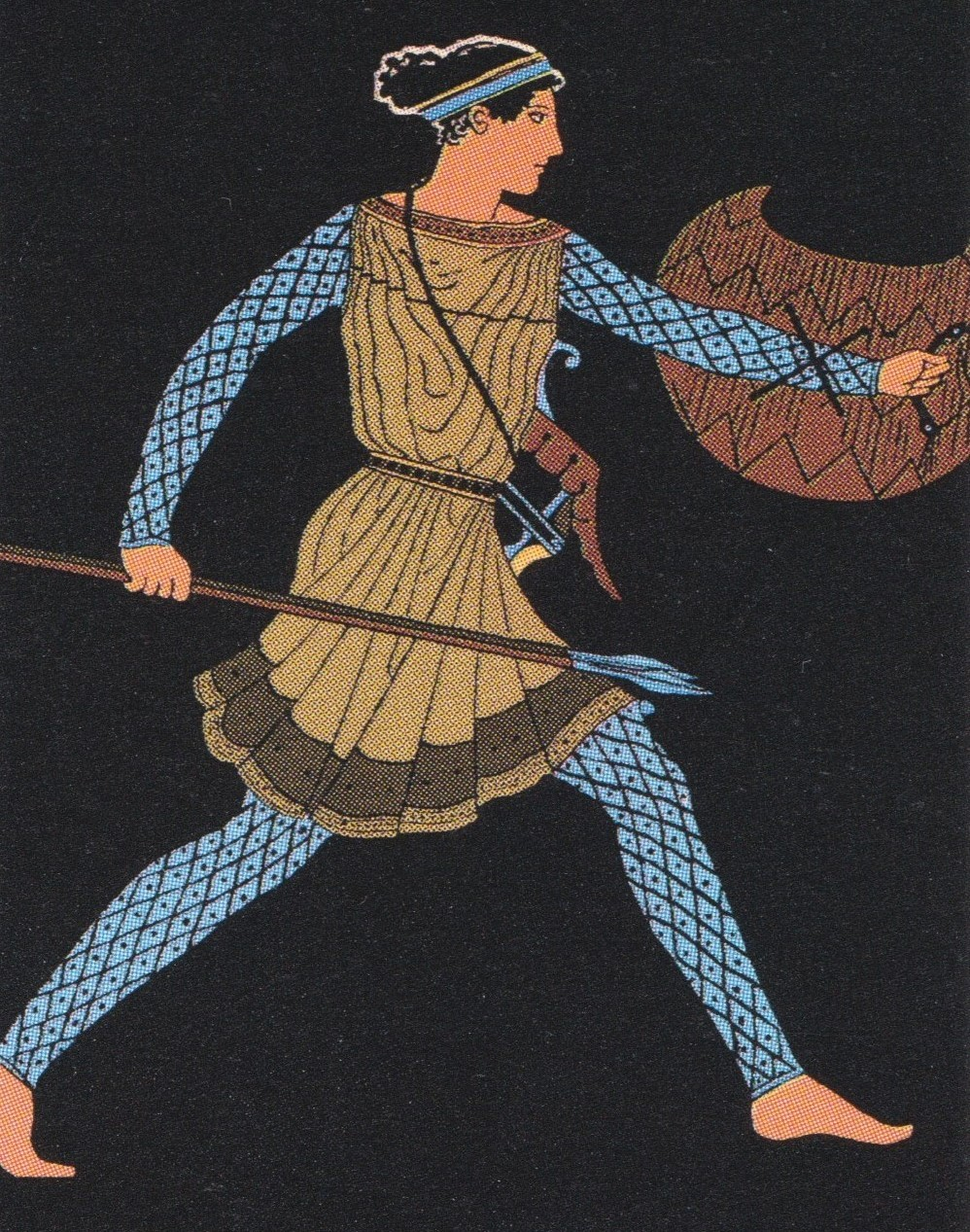 greek mythology gender roles Classical studies: mythology & religion gender-specific ideological interpretations of the roles of female characters in greek mythology.